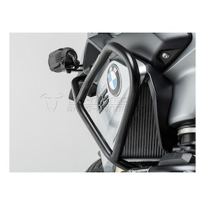 SW-MOTECH Upper Crash Bars BMW R1200GS 2014-2016 Silver [Previously Installed]