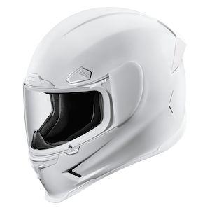 Icon Airframe Pro Helmet White / LG [Open Box]
