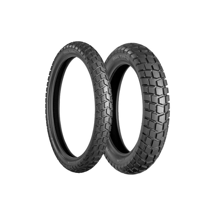 Bridgestone TW41 / TW42 Trail Wing Tires