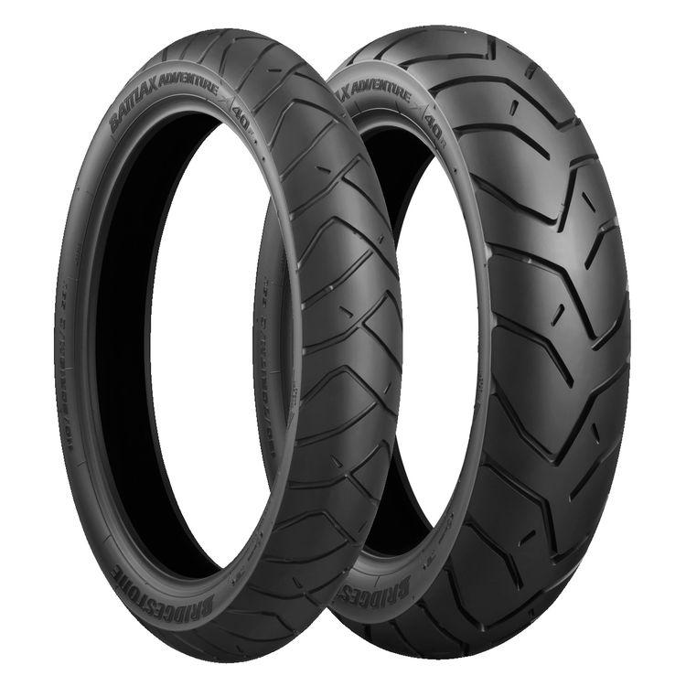 Bridgestone Battlax Adventure A40 Tires