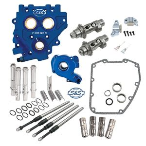 S&S 585CEZ Easy Start Camchest Kit For Harley Twin Cam 2006-2017