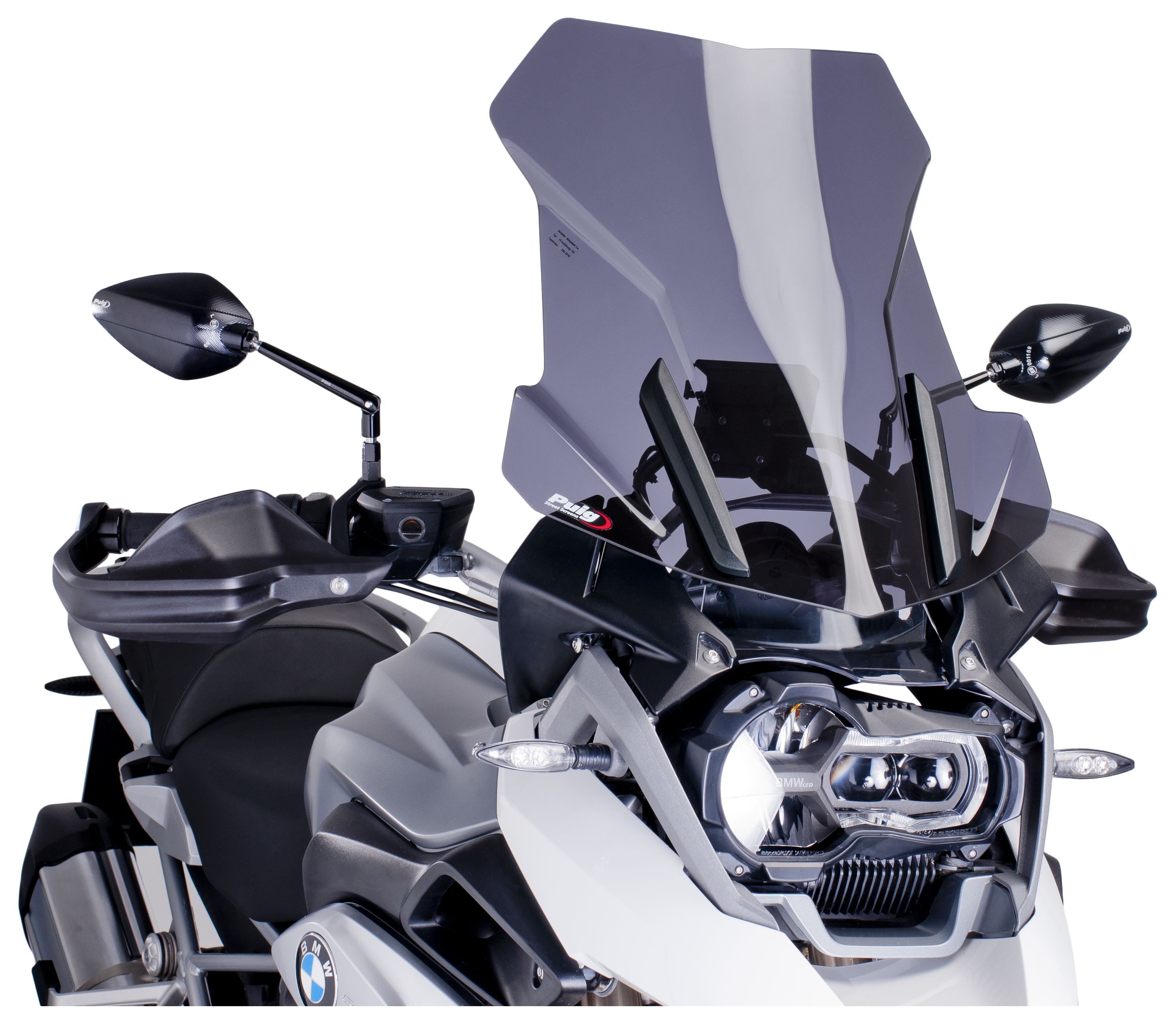 puig touring windscreen bmw r1200gs adventure 2013 2018. Black Bedroom Furniture Sets. Home Design Ideas