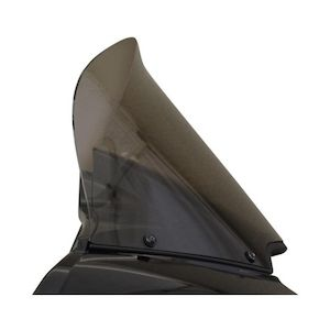 """Wind Vest Replacement Windshield For Harley Road Glide 2015-2018 Light Smoke / 12"""" Tall [Previously Installed]"""