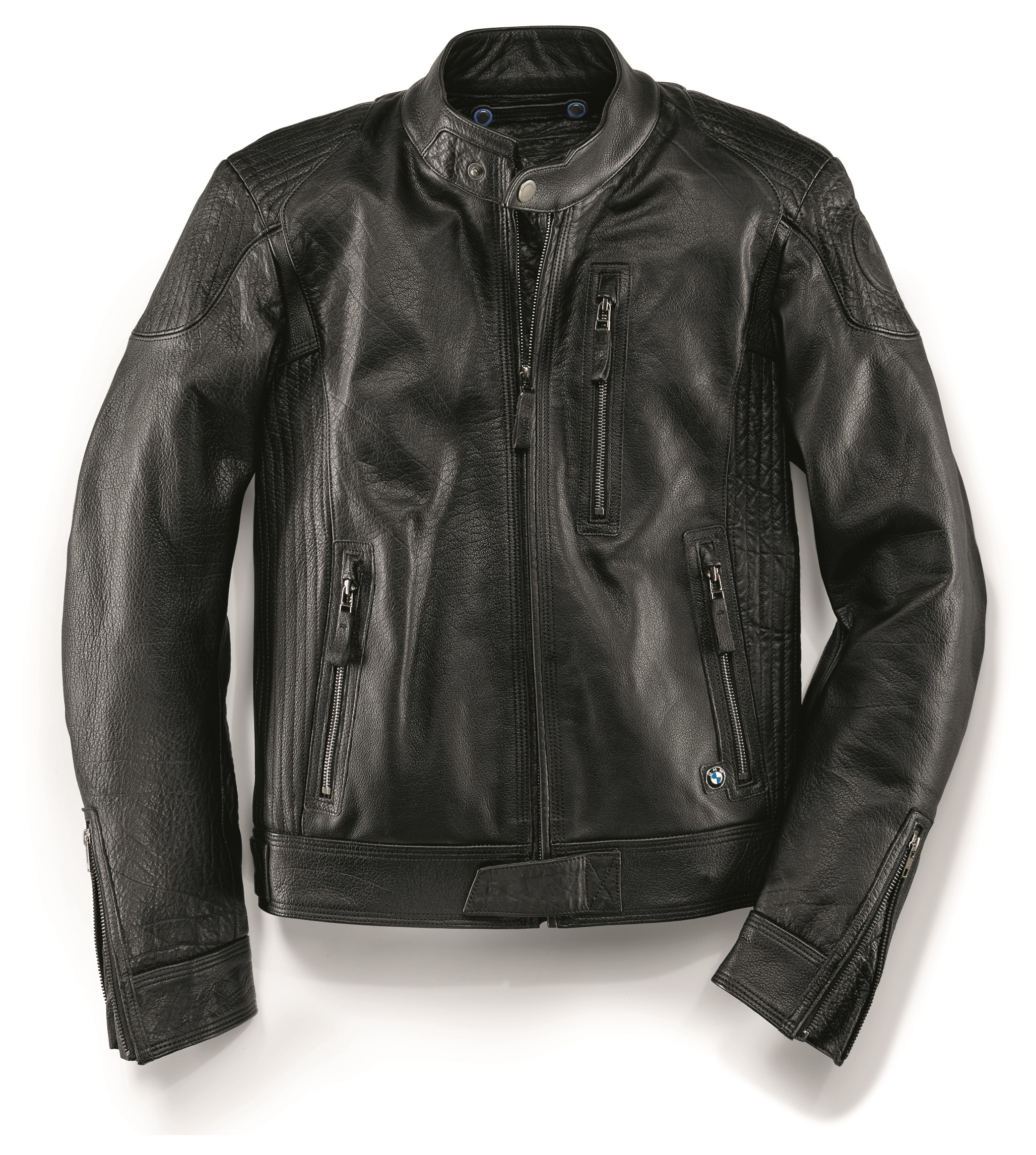 Bmw Blackleather Jacket Revzilla