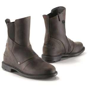BMW Black Leather Motorcycle Boots for sale | eBay