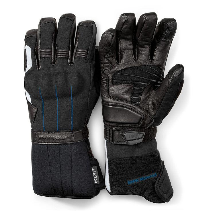 BMW ProWinter Gore-Tex Gloves - RevZilla
