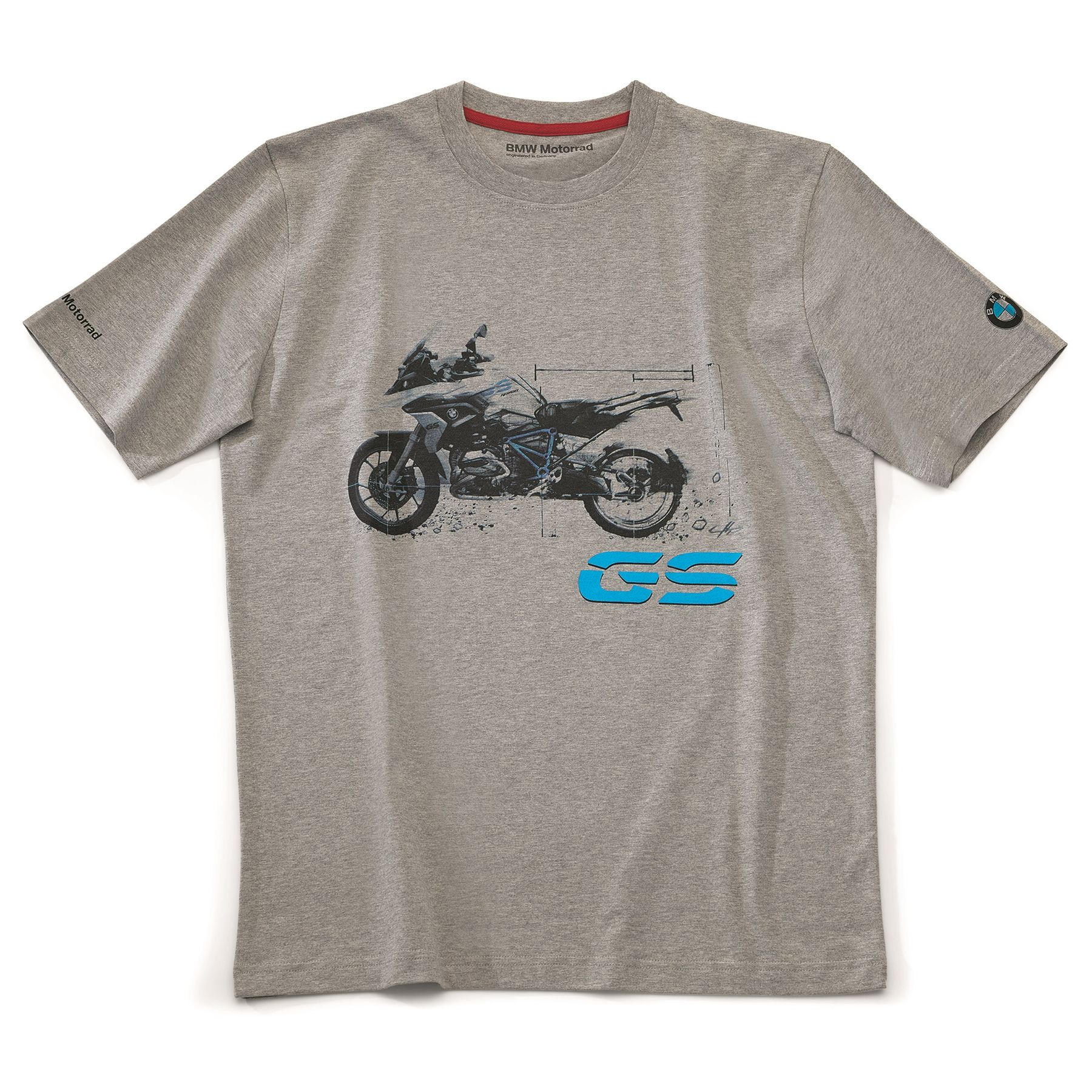 New BMW Motorrad F850 GS Adventure Performance Racing T shirt S-2XL Bike Sport