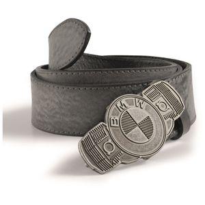 BMW Leather Belt