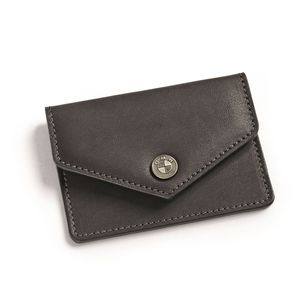 BMW Leather Business Card Holder