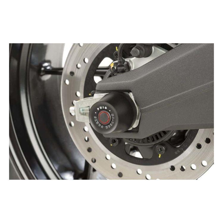 Puig Axle Sliders Rear Ducati Hypermotard / 939 / 950 / SP 2013-2019