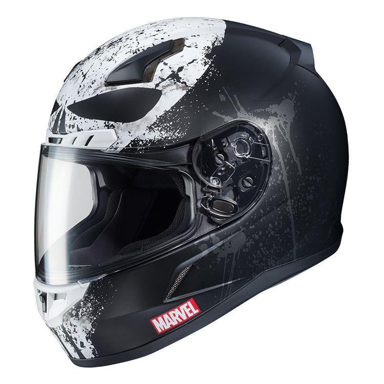 842746f76 HJC CL-17 Punisher 2 Helmet