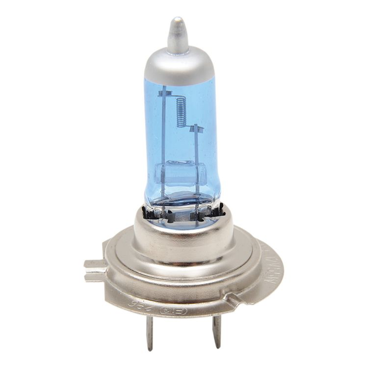 Drag Specialties H7 Superwhite Halogen Headlight Bulb