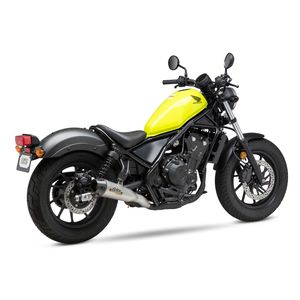 arriving latest design 50% off Two Brothers Comp Slip-On Exhaust Honda Rebel 300 / 500 2017-2019