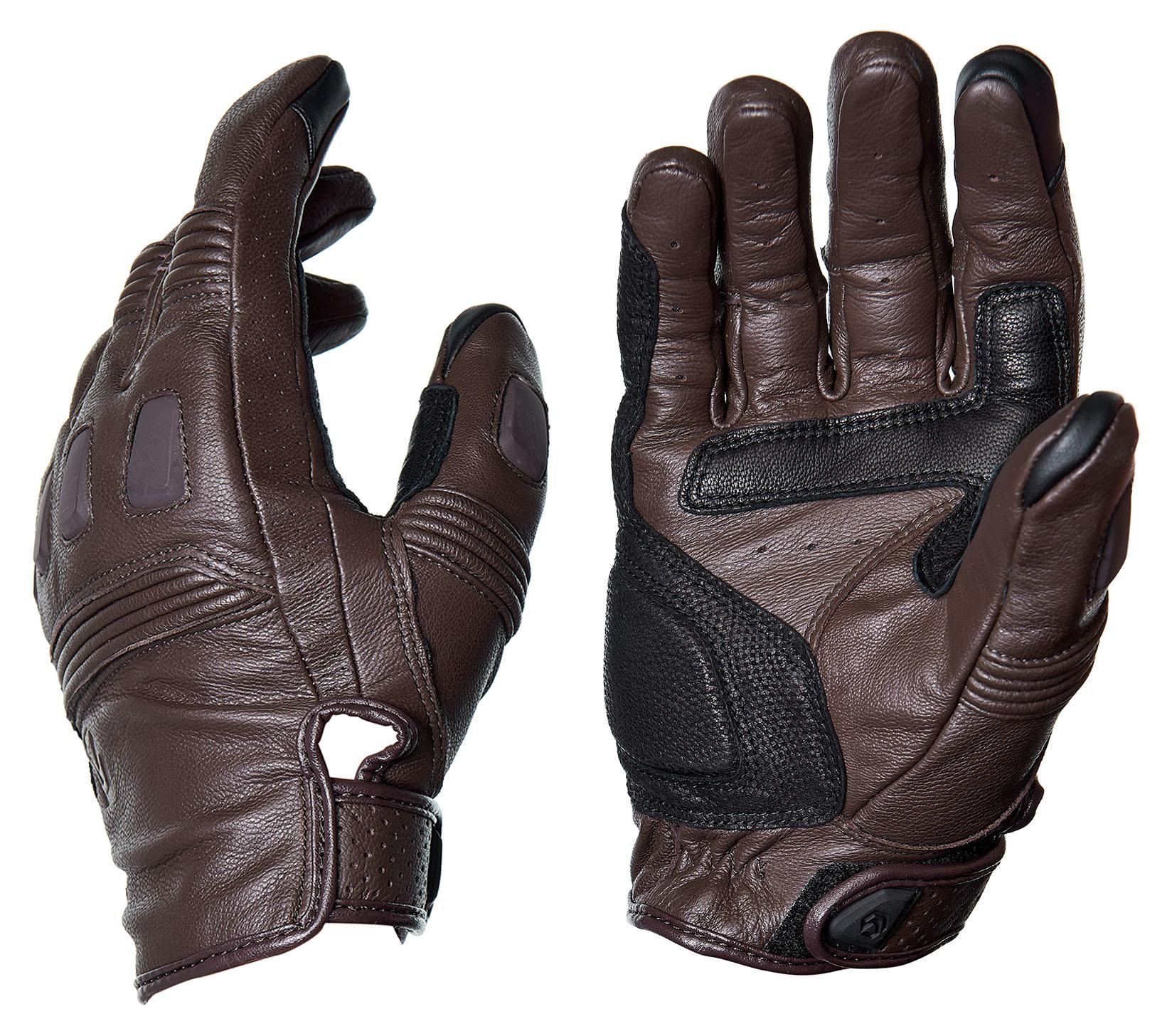01404fd452438 REAX Tasker Leather Gloves - RevZilla