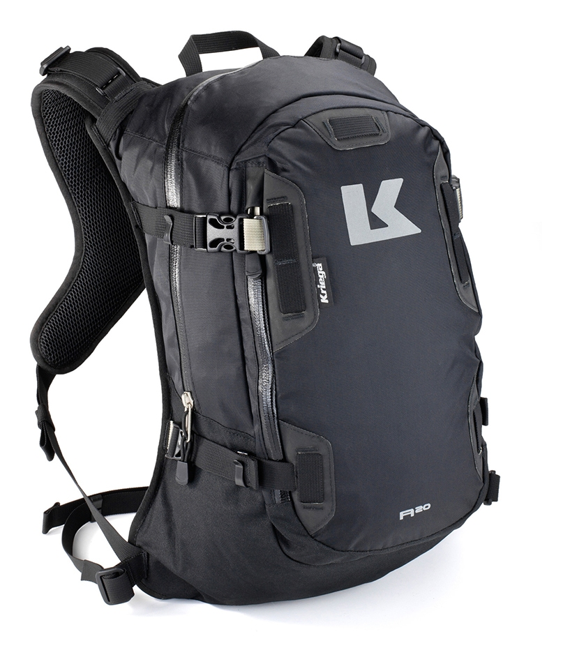 21706b3d074 Kriega R20 Backpack - RevZilla