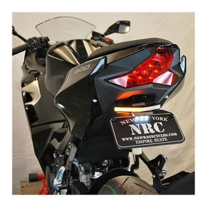 New Rage Cycles LED Fender Eliminator Kawasaki Ninja 400 / Z400 2018-2020