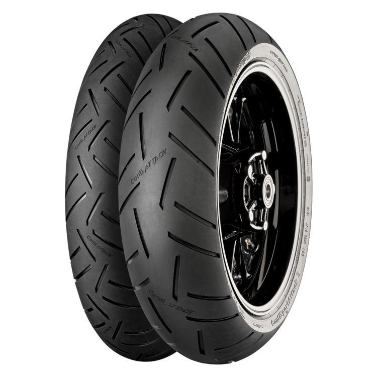 Continental Tires Rebate >> Continental Sport Attack 3 Tires | 24% ($64.76) Off! - RevZilla