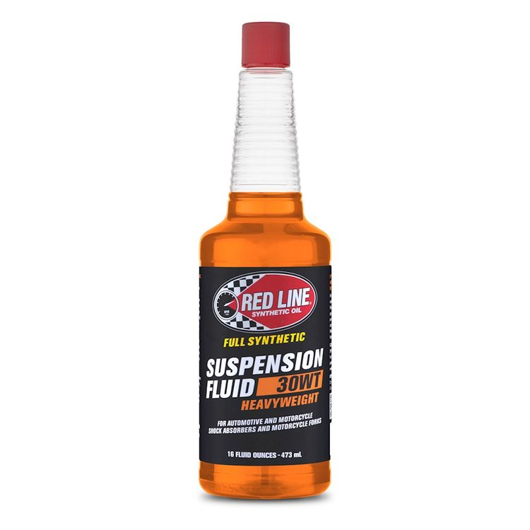 Red Line HeavyWeight 30wt Suspension Fluid