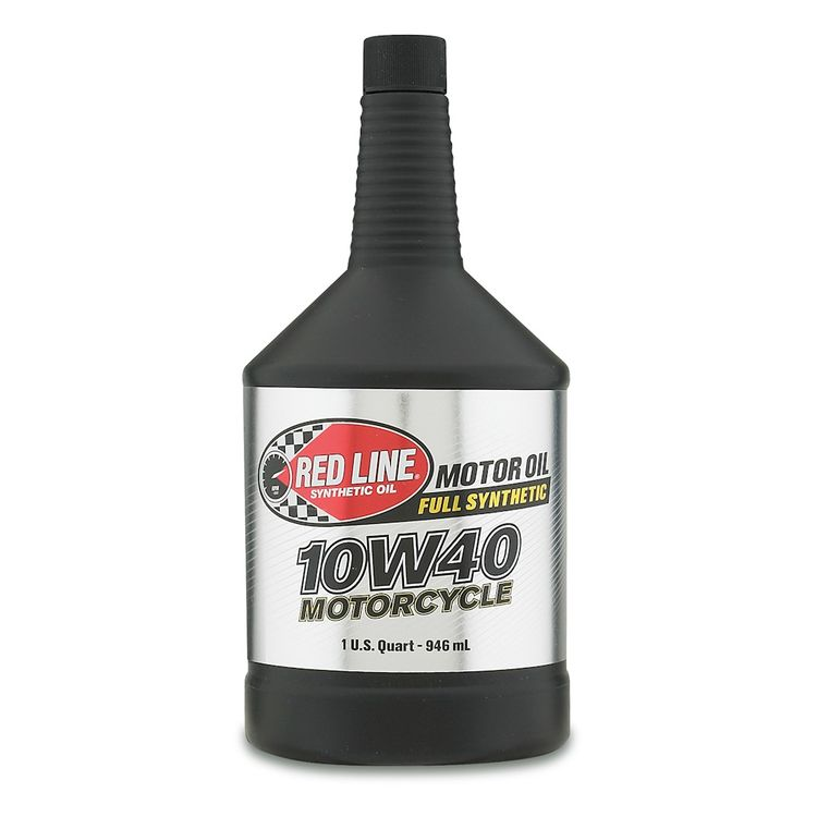 Red Line 10W40 Motorcycle Oil