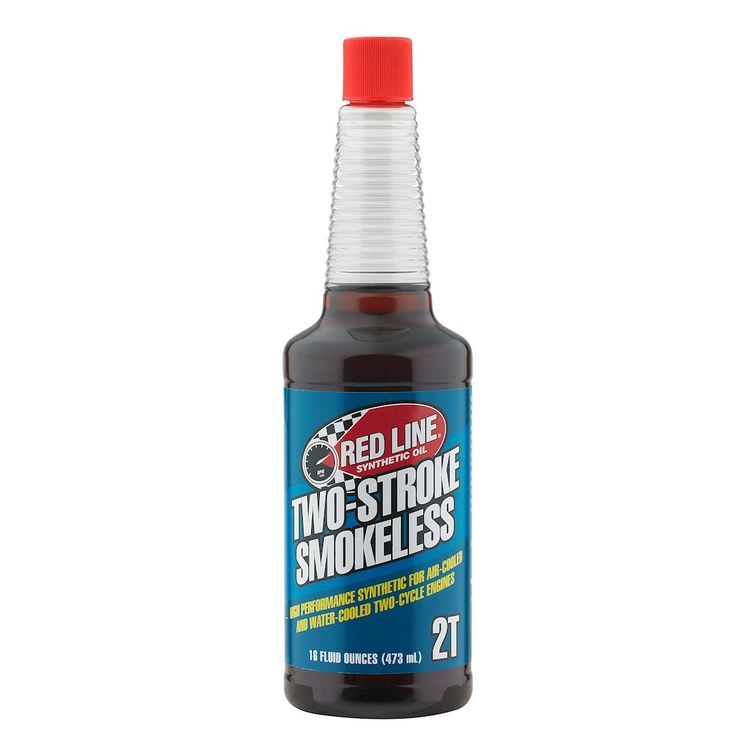 Red Line Two-Stroke Smokeless Oil