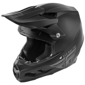 Fly Racing Dirt F2 Carbon MIPS Helmet - Solid