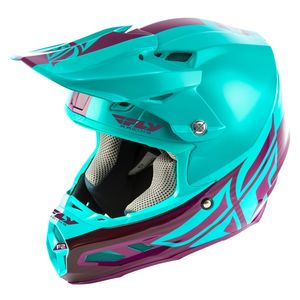 Fly Racing Dirt F2 Carbon MIPS Shield Helmet