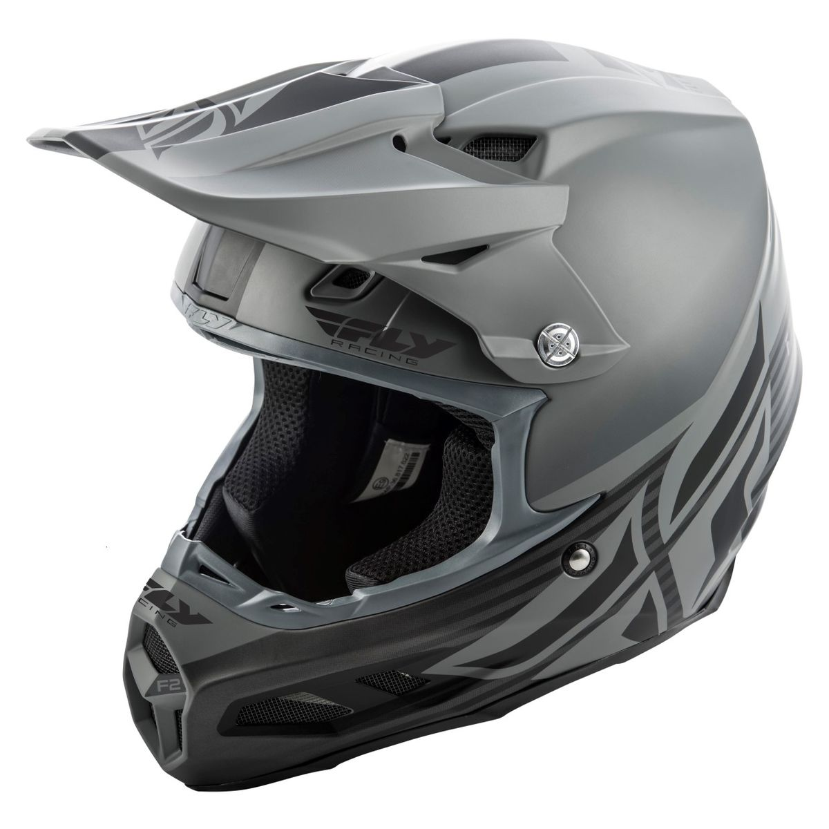 Fly Racing F2 Carbon MIPS Helmet White