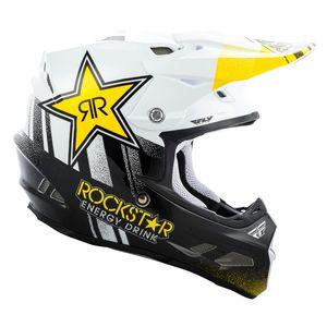 510027ba973 Fly Racing Dirt Elite Rockstar Helmet   20% ($25.99) Off! - RevZilla