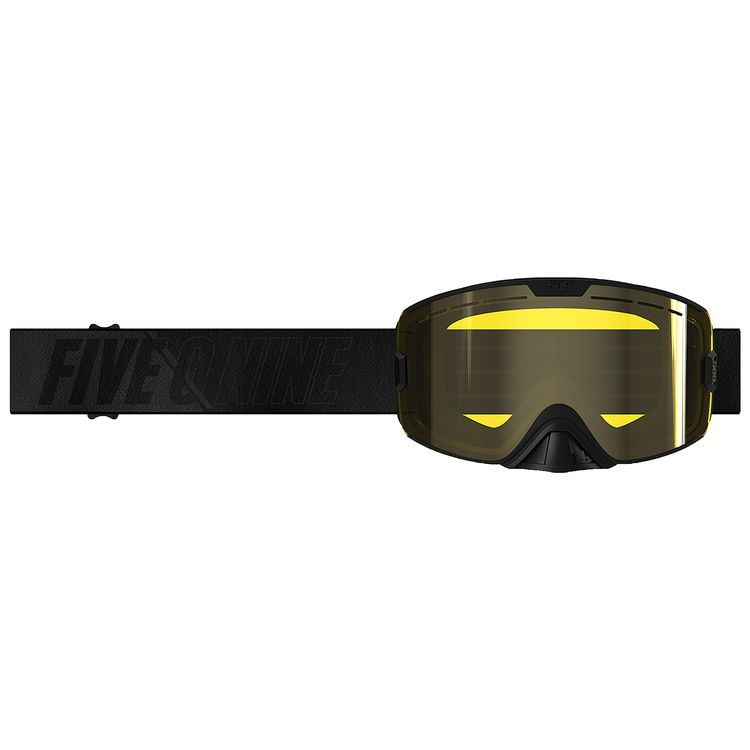 Black/Yellow Tint