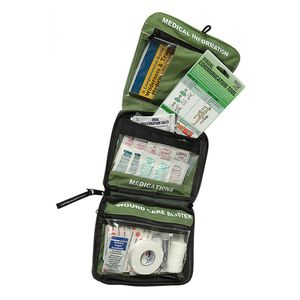 AMK Smart Travel Medical Kit