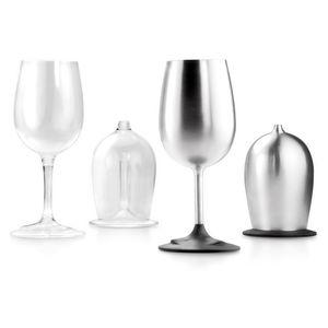 GSI Outdoors Nesting Wine Glass