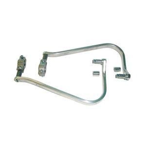 "Barkbusters Aluminum Handguard Kit For 7/8"" Handlebars / Silver [Previously Installed]"