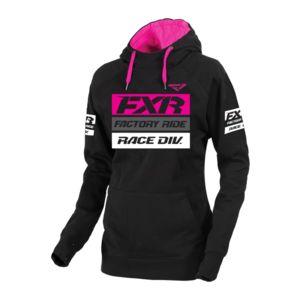 FXR Race Division Pullover Women's Hoody