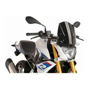 Puig Naked New Generation Windscreen BMW G310R 2016-2021