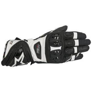 Alpinestars Supertech Gloves Black/White / XL [Demo - Good]