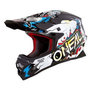 O'Neal 3 Series Villain Helmet