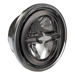 "Drag Specialties LED 5 3/4"" Headlight For Harley"