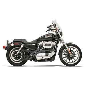 Bassani Radial Sweepers Exhaust For Harley Sportster