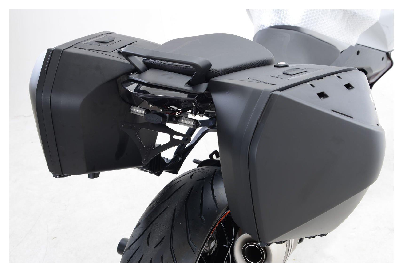 Rg Racing Fender Eliminator Ktm 1290 Super Duke Gt 2017 2018 Revzilla Ducati 750 Wiring Diagram