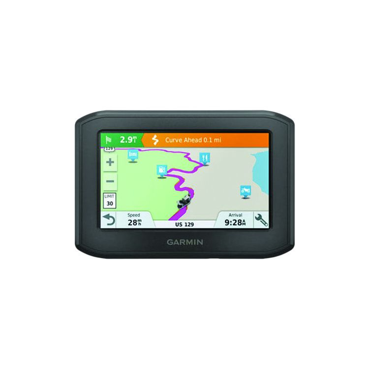Garmin Zumo 396LMT-S Navigator Motorcycle GPS on