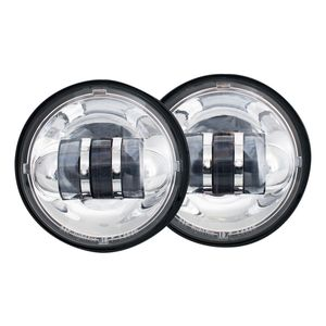 "Rivco LED 4 1/2"" Passing Lamps For Harley Touring"
