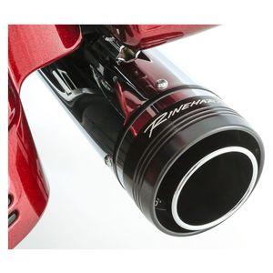 "Rinehart Exhaust 4 1/2"" MotoPro 45 Muffler End Cap"
