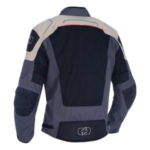 Fly Racing Flux Air Mesh Jacket Abrasion Resistant Padded Riding Formed PE Armor