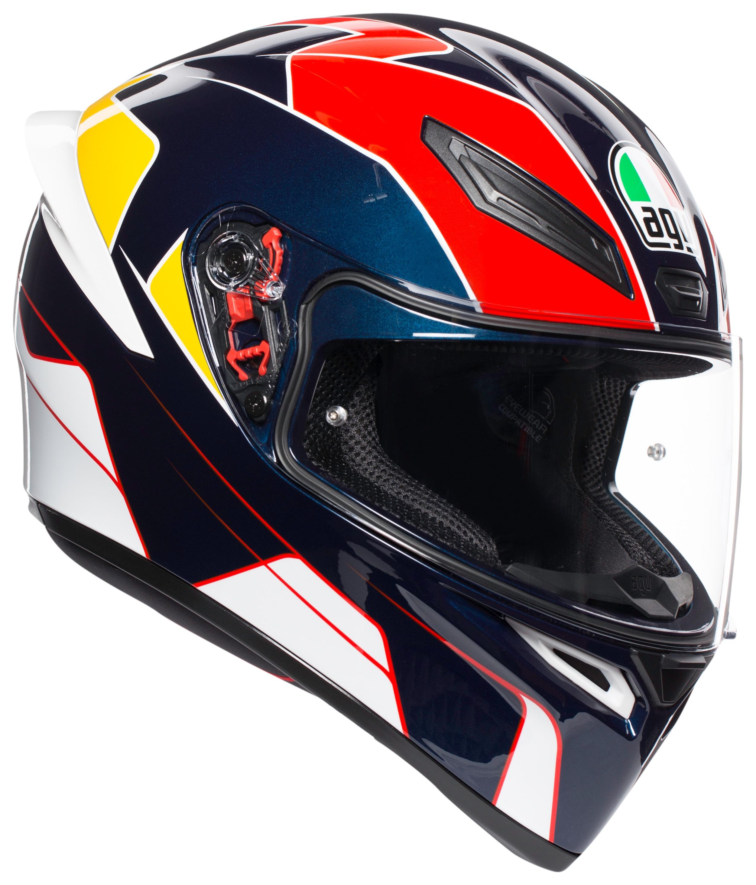 Agv K1 Pitlane Helmet 17 40 00 Off Revzilla
