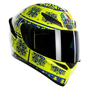 AGV K1 Winter Test 2015 Helmet