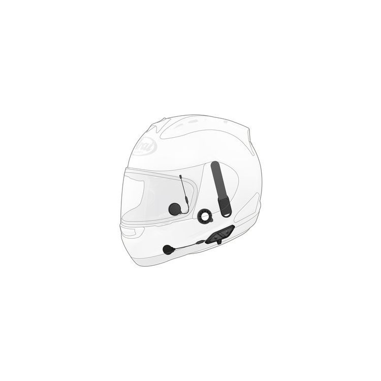 Sena 10U Bluetooth Headset For Arai Full Face Helmets
