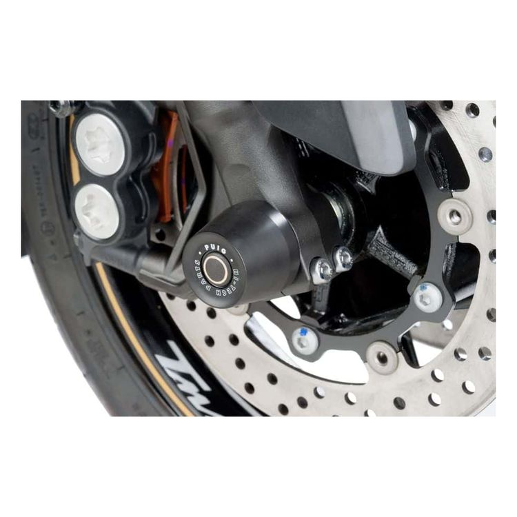Puig Axle Sliders Front BMW F800R 2009-2014