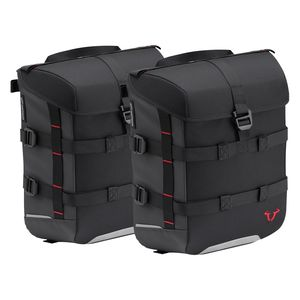 SW-MOTECH SysBag 15 Bags With Pro Side Carrier Adapter Plates