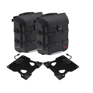 SW-MOTECH SysBag 15 Bags With SLC Adapter Plates