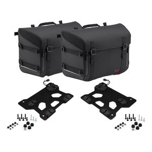 SW-MOTECH SysBag 30 Bags With Pro Side Carrier Adapter Plates